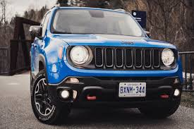 jeep renegade exterior review 2015 jeep renegade trailhawk canadian auto review