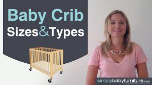 Used Mini Crib by Nursery Tips What You Need To Know About Crib Sizes Types Find
