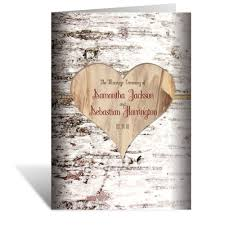 wedding programs with pictures wedding programs cheap wedding programs s bridal bargains