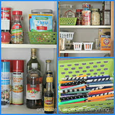 How To Organize A Kitchen Cabinets Organize The Kitchen With Dollar General Organize And Decorate