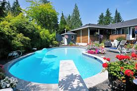 design garden swimming pool house designs astonishing small