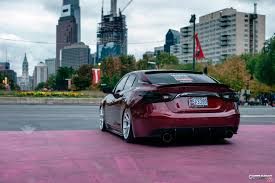 stanced nissan stance nissan maxima rear
