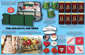 Five Star Holiday Decor The Holiday Collection Gift Catalog 5 Star Fundraising