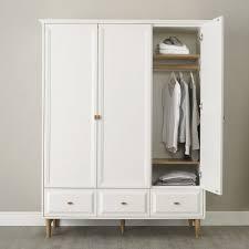 Wooden Armoire Wardrobe Bedroom Furniture Sets Bedroom Cupboard Doors Extra Wide Armoire