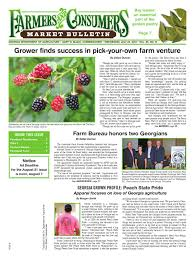 july 24 2013 georgia market bulletin by georgia market bulletin