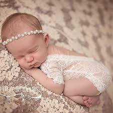 headband newborn pearls baby band newborn photography accessories shop our