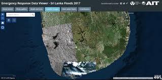 Maps For Ait Produces Dynamic Emergency Response Maps For Sri Lanka Floods