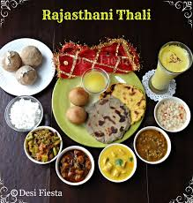 cuisine rajasthan rajasthani thali snc challange 10