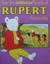 bear rupert bear battles comic vine