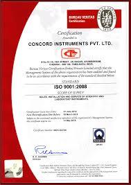 bureau veritas mumbai office concord instruments