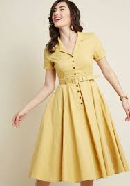 yellow dress yellow dresses modcloth