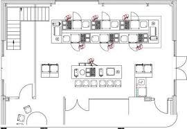 kitchen dazzling chinese restaurant kitchen layout club house