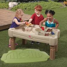 step 2 sand and water table upc 733538843695 step 2 adjustable sand and water table step 2