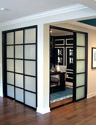 Sliding Door Room Divider Door Room Dividers Exciting Sliding Door Kit Room Divider In