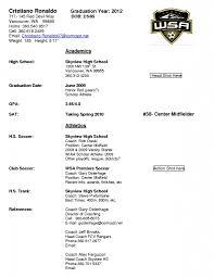 functional resume outline soccer resume samples template soccer resume samples