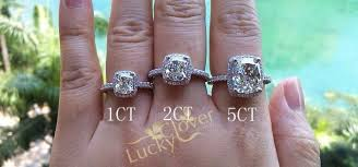 3 carat ring 1 carat 2 carats 3 carats rings your diamond