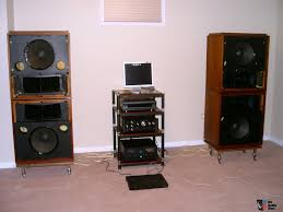 altec home theater great altec valencia model 846b speakers photo 611299 us audio mart