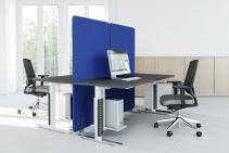 cloison bureau acoustique cloisons acoustiques de bureau meubles et solutions