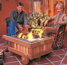 California Fire Pit by Fireplace Lowdown Cool Products 2007