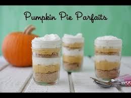 pumpkin pie parfaits easy thanksgiving desserts weelicious