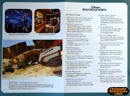 Off The Map Movie 2011 Walt Disney World Vacation Brochure Let The Memories Begin