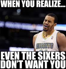 Javale Mcgee Memes - nba memes on twitter javale mcgee s realization sixers http t