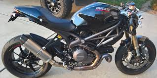 ducati biposto motorcycles for sale