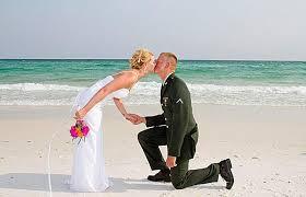 fort walton weddings barefoot weddings in fort walton bch fl 32548 al