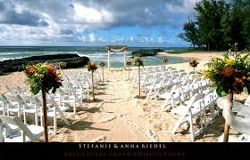 cheap wedding venues island hawaii wedding packages turtle bay resort oahu hawaii