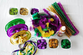 mardi gras decorations to make diy mardi gras decorations do it your self