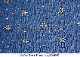 Blue Upholstery Fabric Pictures Of Old Blue Upholstery Fabric With Yellow Flowers