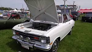1970 opel kadett rallye 1969 opel kadett coupe youtube