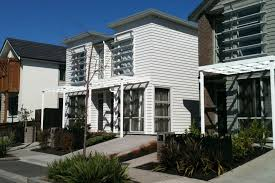 types of terraced housing auckland design manual