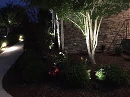 Landscape Lighting Raleigh Increase The Value And Curb Appeal Of Your Raleigh Home With