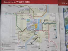 London Bus Map How To Use The London Buses You In London