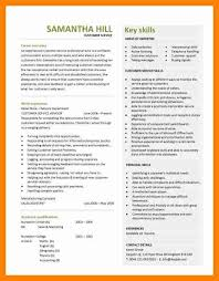 8 customer service resume skills list letter signature