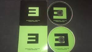 Curtain Call Tracklist Eminem Curtain Call The Hits Green And Black Album Samplers Cd