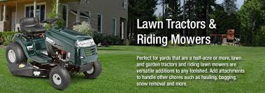 lawn tractors u0026 riding mowers by mtd products