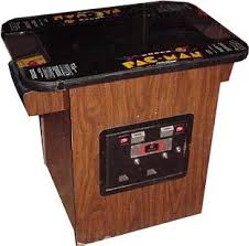 Pacman Game Table by Super Pac Man Videogame By Bally Midway