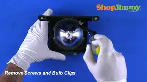 dlp tv light bulb replacement toshiba y196 lmp bulb replacement guide for dlp tv youtube