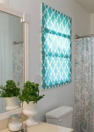 No Sew Roman Shades How To Make - no sew roman shades with tension rods lined or unlined