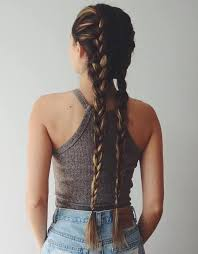 hairstyle with 2 shoulder braids 40 two french braid hairstyles for your perfect looks