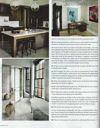 Home Remodeling Design March 2014 by Elle Decor March 2014 Travertine Fromental