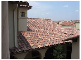 Mediterranean Roof Tile How To Build A Halfpipe Mediterranean Exterior Crown Roof Tiles