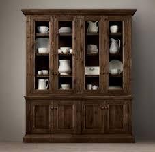restoration hardware china cabinet french casement shelving collection restoration hardware dwell