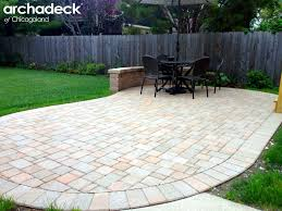 Patio Paver by Why Should I Use Pavers For My Chicagoland Patio U2013 Outdoor Living