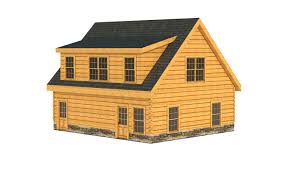 Small Log Cabin Plans Small Log Home Plans Chesterfield Southland Log Homes Log