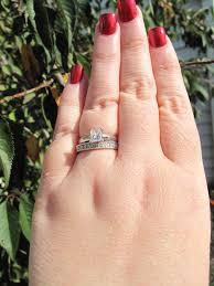 plus size engagement rings 39 best plus size manicure images on manicure