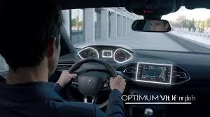 peugeot 308 2018 peugeot 308 facelift with i cockpit youtube