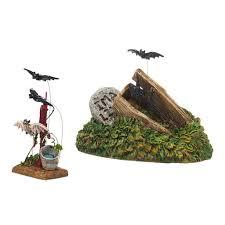 studio 56 halloween department 56 halloween creepy creatures bats 4038893 trains